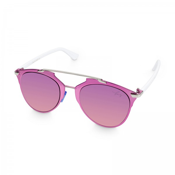 "Sonnenbrille ""Sunrise"" Pink"