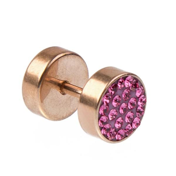 """Fake Plug """"Tinas Favourite"""", pink"""